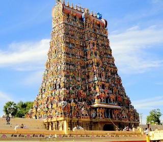 Meenakshi Temple of Tamil Nadu