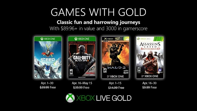 Xbox games with Gold May 2019 were announced with Golf Club 2019 and Marooners