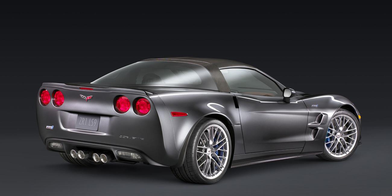 World Of Cars Chevrolet Corvette Zr1