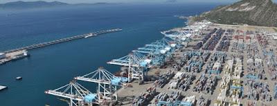 ميناء طنجة المتوسطي: افتتاح التسجيل الآني لفائدة الشباب الحاصل على الشواهد والدبلوم