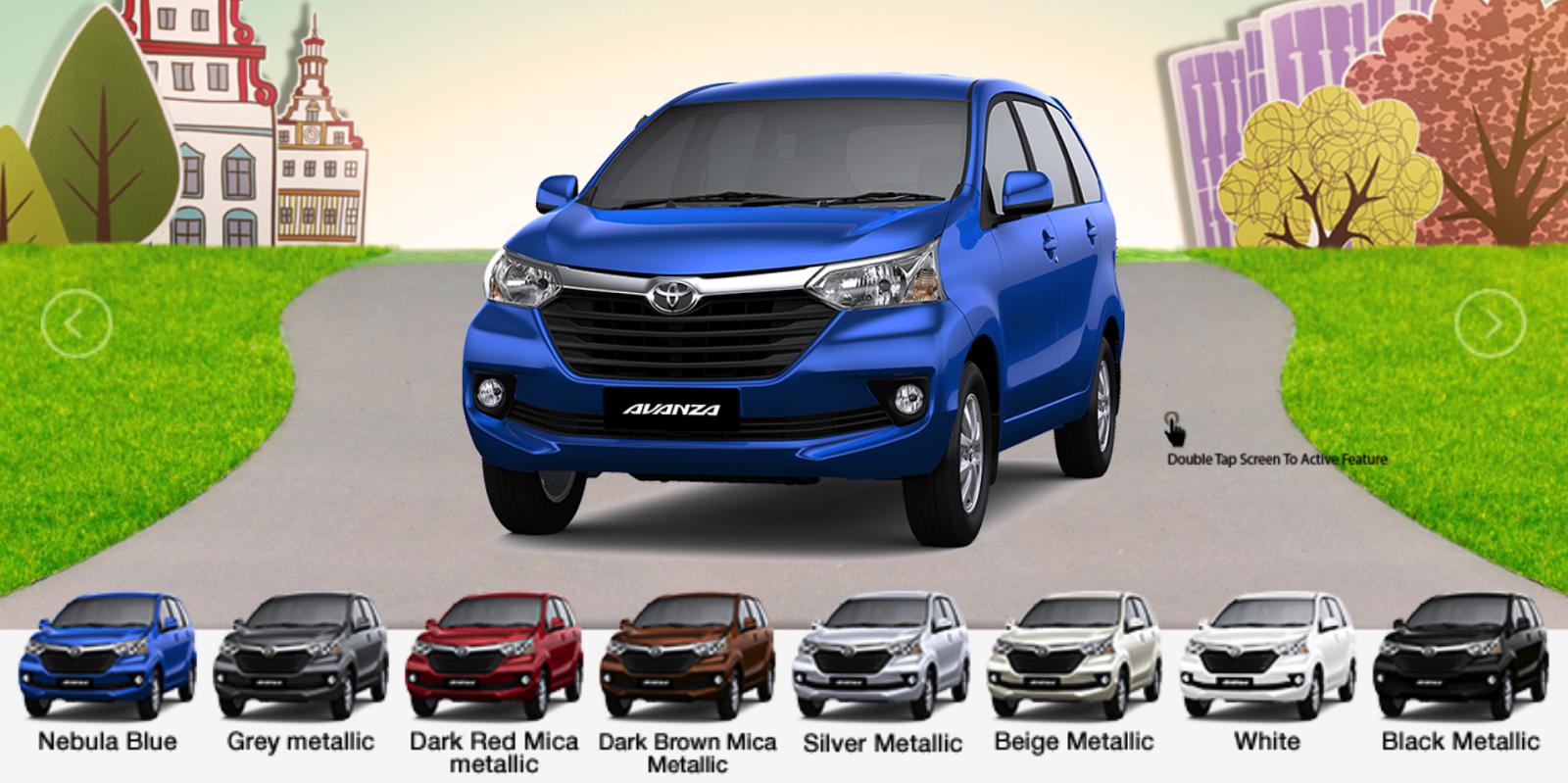 Fitur Grand New Veloz 1.3 Avanza 2017 Silver Spesifikasi And Harga Mobil Toyota Baru Semarang