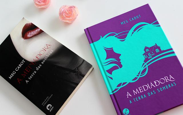 A Terra das Sombras -  A Mediadora #01 - Meg Cabot