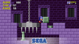 Game Sonic the Hedgehog v3.0.2 Apk Mod1