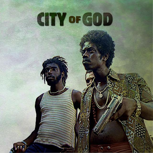 City Of God Bluray Label