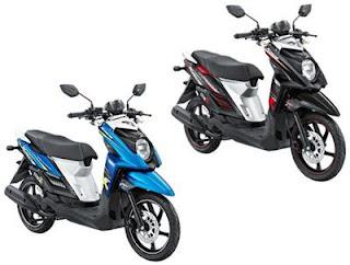 Brosur Harga Kredit Yamaha X-Ride
