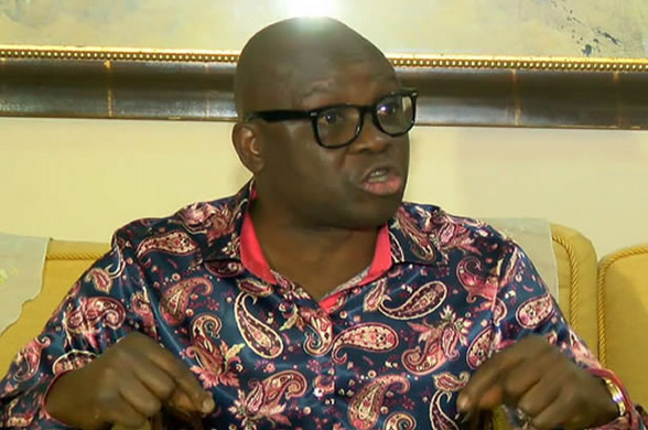 Fayose says Sheriff is an Enemy of Nigeria