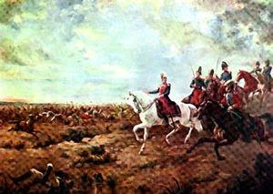 Imagen de Batalla de Junín en el campo de batalla