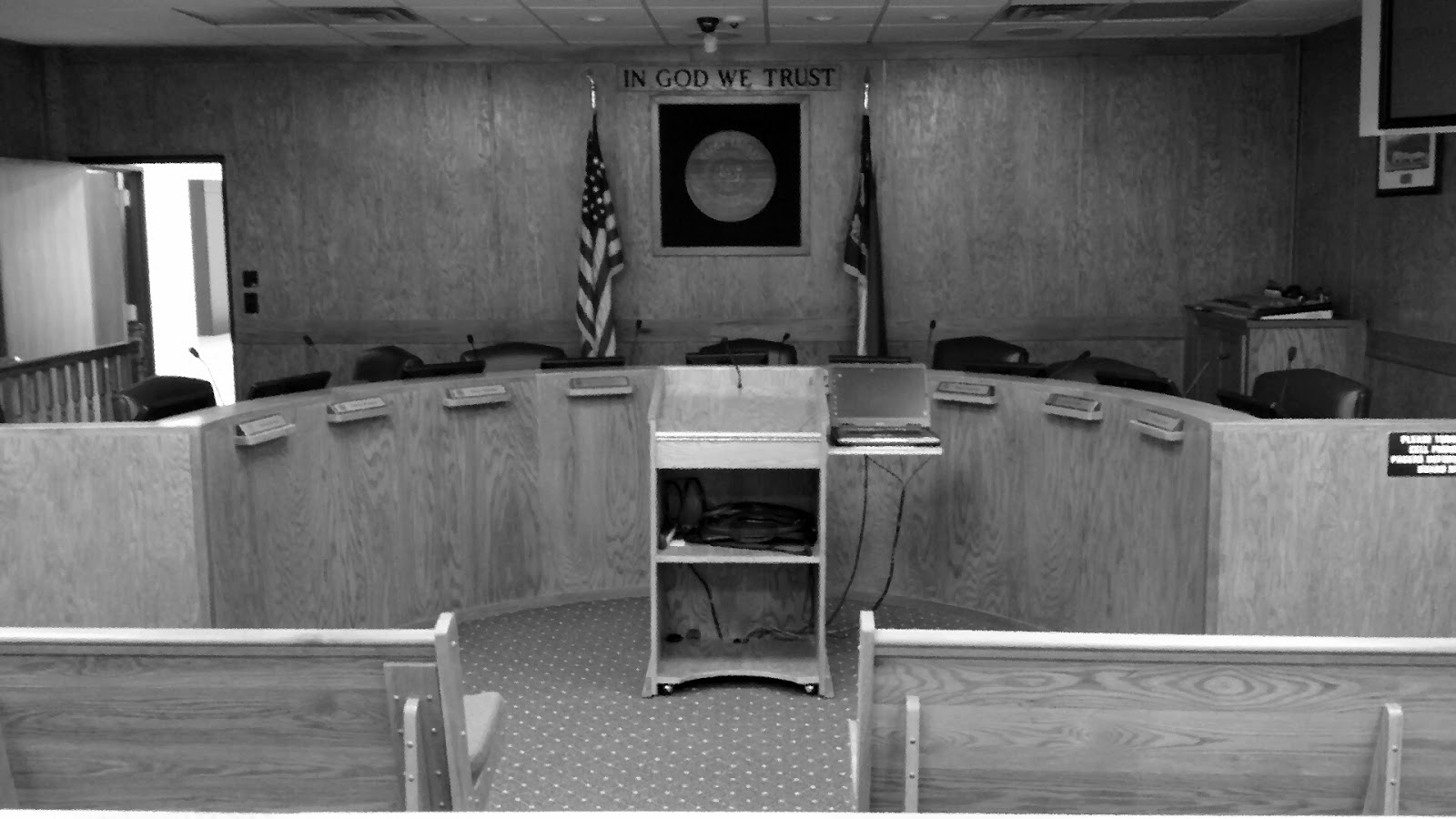 Commissioners Boardroom