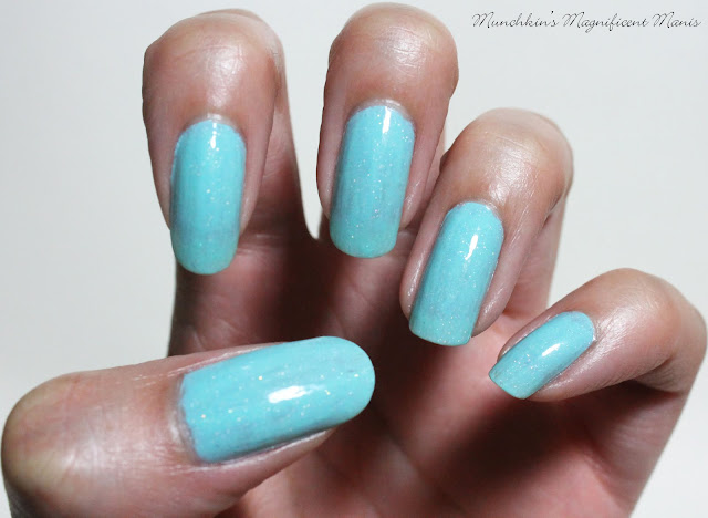 Picture Polish Salt Water by Nailstorming