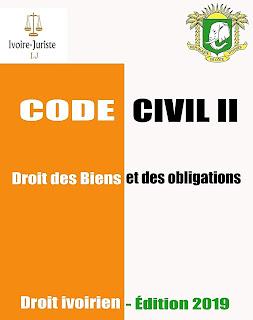 Code-civil-II-ivoirien-2019