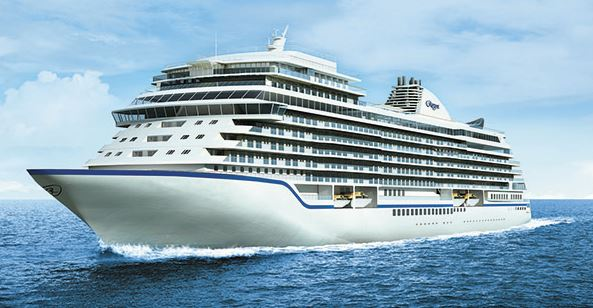 New Regent Luxury Ship for 2020
