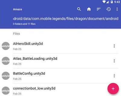 Cara Pasang Script Auto Lag Mobile Legends