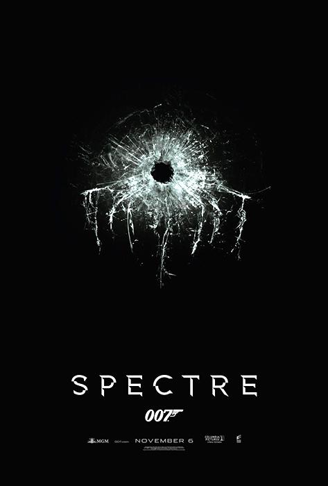 Poster James Bond 24: Spectre