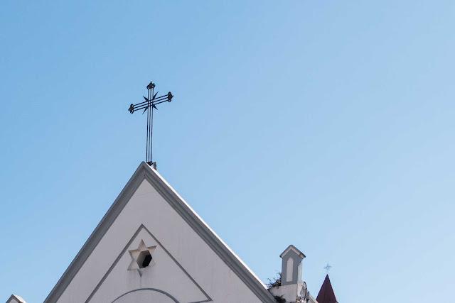 Cruz da Igreja da Ordem