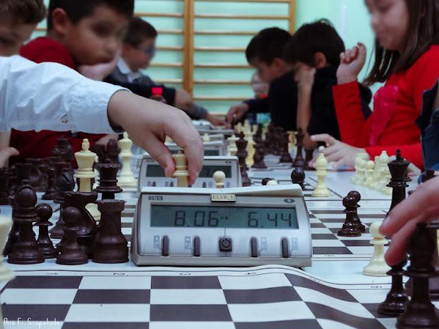 Με μεγάλη επιτυχία πραγματοποιήθηκε το 9ο Σχολικό Πρωτάθλημα Σκάκι στην Τούμπα