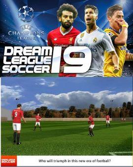 تحميل لعبة dream league 2019