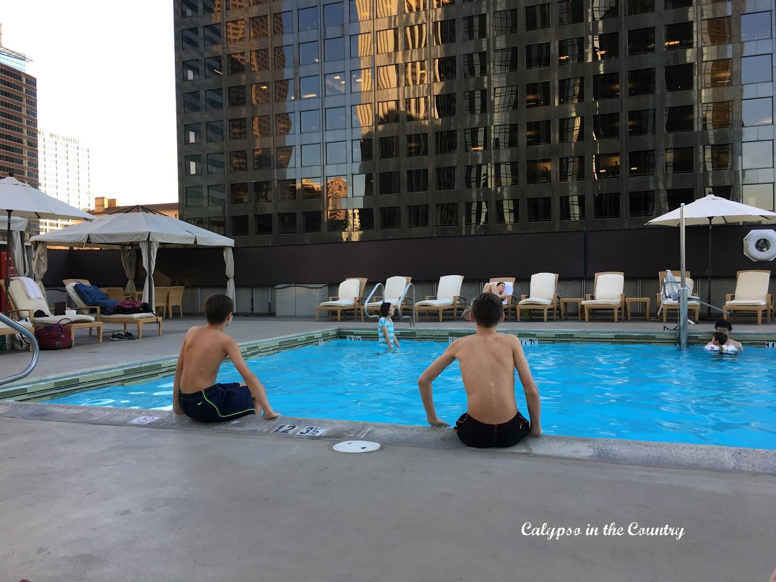Bonaventure Pool