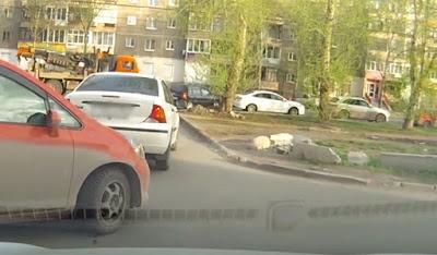 Όταν προσπαθείς να κόψεις δρόμο από το μποτιλιάρισμα