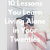10 Lessons You Learn Living Alone in Your Twenties