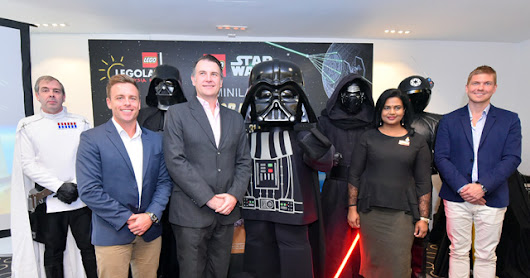LEGOLAND® Gives Special Preview for 40th Anniversary Celebrations of Star Wars™