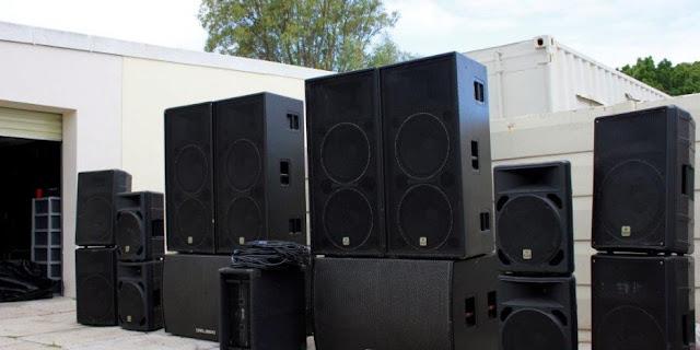 Sewa Sound System Manado
