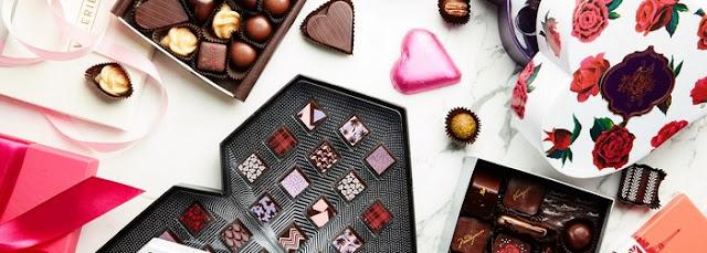 box of chocolates names