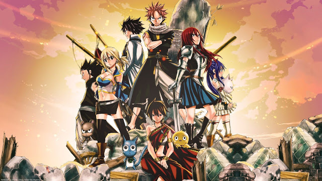Fairy Tail Subtitle Indonesia Episode 306   Anime Office