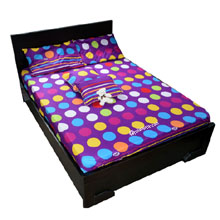 Polka Dots Bed Sheets in Port Harcourt, Nigeria