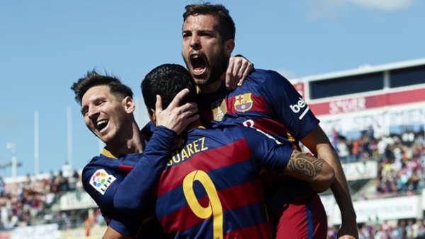Perjalanan Barcelona Mewarnai Piala Dunia