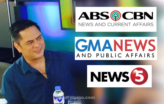 No 'ABS-CBN', 'GMA' & 'TV5' on Duterte's Inauguration on June 30
