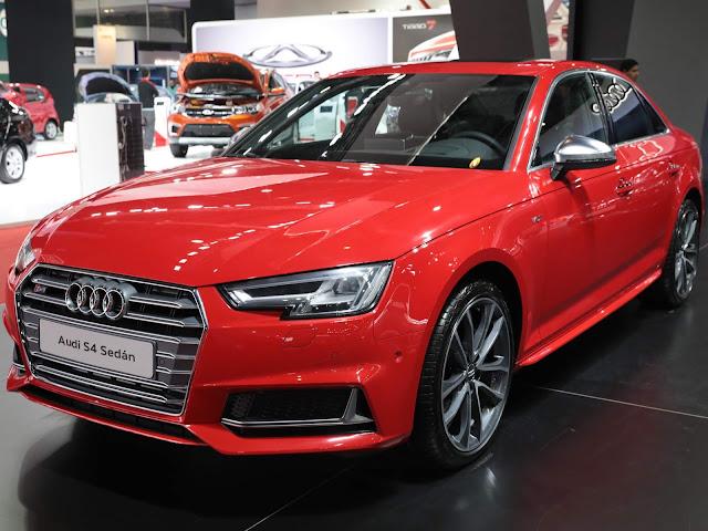 Novo Audi S4 2018