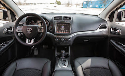 dodge journey seating