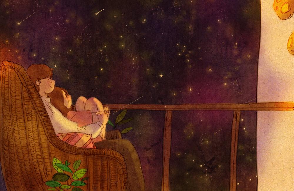 El amor verdadero acepta tu pasado sin juzgarte, tu presente sin cambiarte y tu futuro sin limitarte