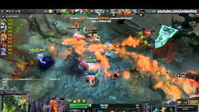 DOTA 2 Highlights: Pha double Rampage của Black^