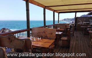 Restaurante Bellavista Las Cruces terraza