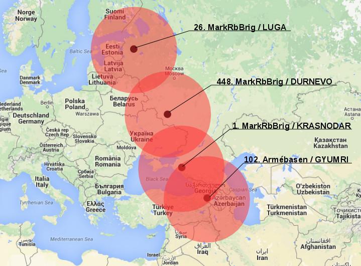 Bildt varnar for instabilitet i kaukasus 2