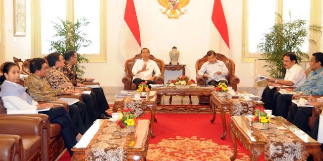 Jokowi akan copot menteri yang halangi turunnya harga daging sapi