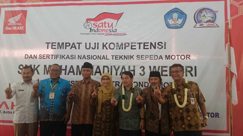 Loker Terbaru PT Astra Honda Motor Indonesia