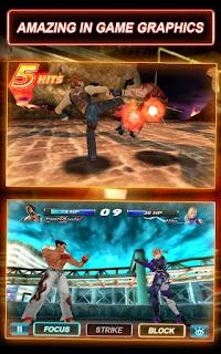 Tekken Card Tournament (CCG) v3.420 XAPK Terbaru Free Download Screenshot 3