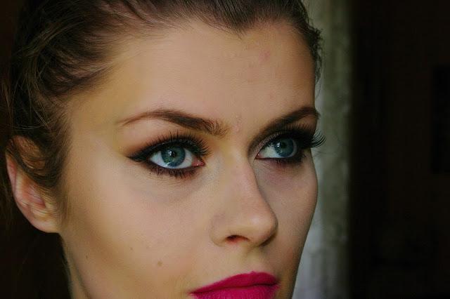 makijaż, makijaż oczu, makijaż twarzy