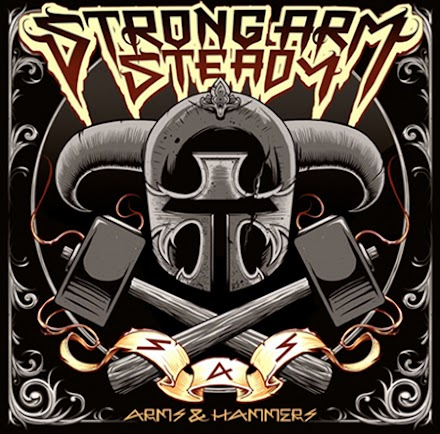 SOTD : Strong Arm Steady mit Arms & Hammers ( Album Free Download )