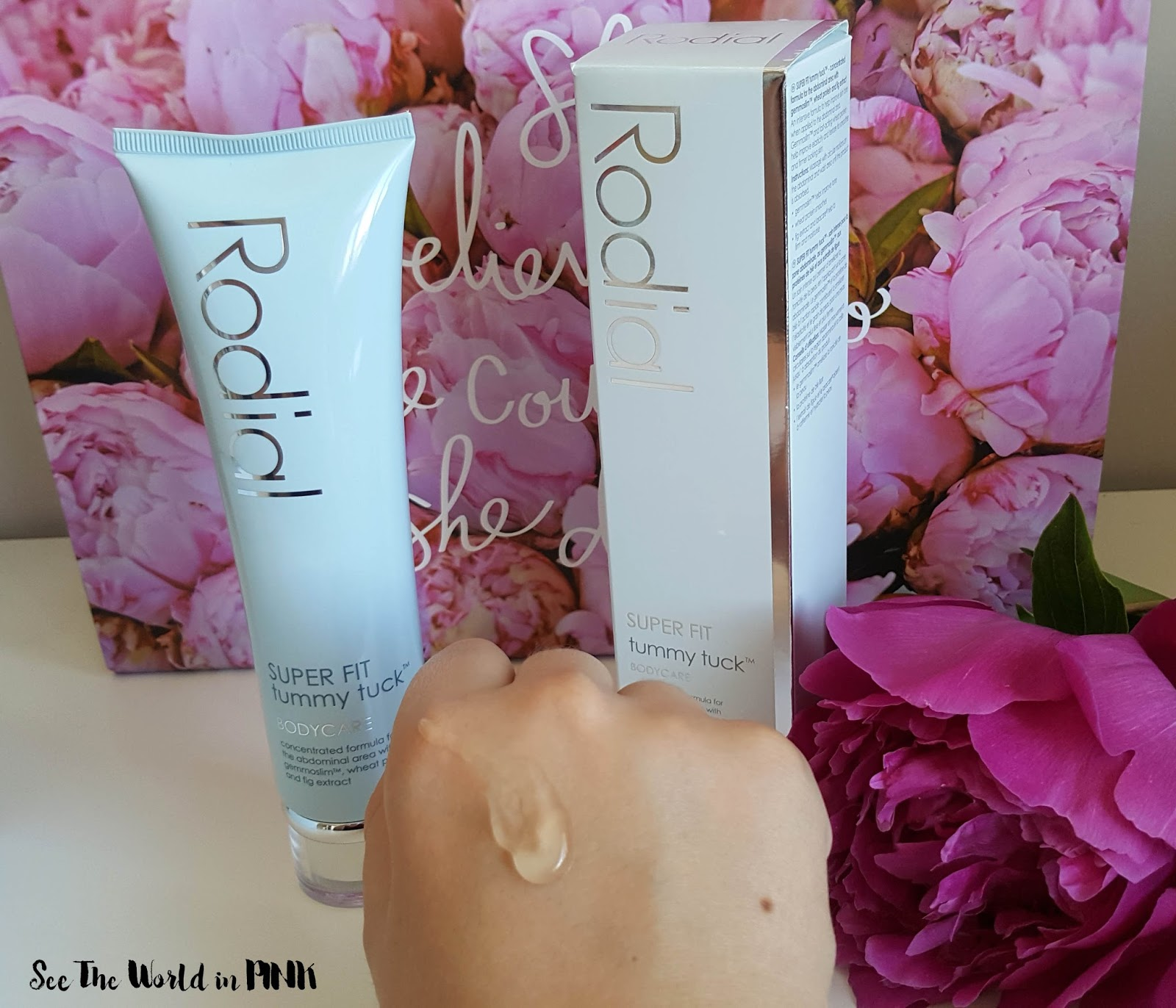 Skincare Sunday - Getting Summer Ready With Rodial!