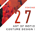27th Annual Art of Motion Picture Costume Design Exhibition Returning to FIDM