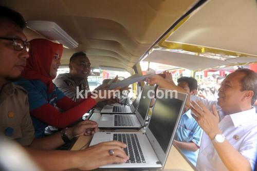 Sekarang Bisa Bayar Pajak di Samsat Keliling, Samsat Corner dan Payment Poin