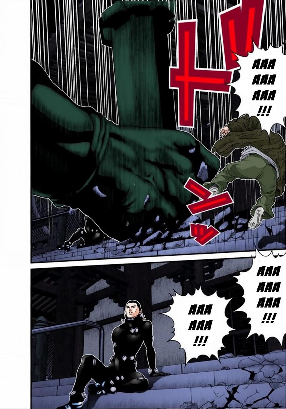 Gantz Chap 64: Chiến đấu trang 4