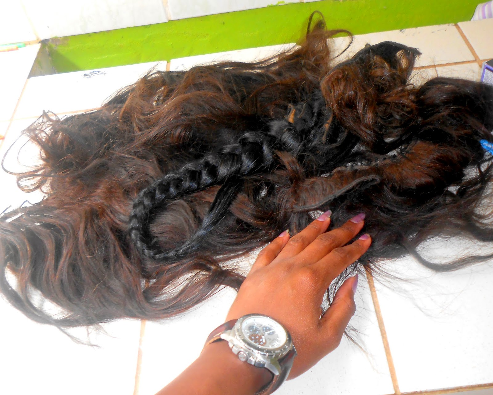 How To Dye Your Human Hair Weave Rshanphonsi Blog