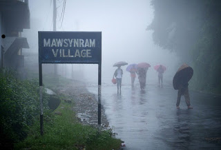 7 Desa Paling Beda dan Menarik di Dunia