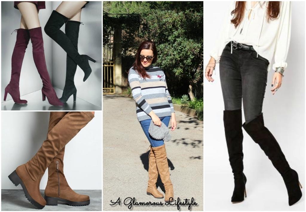 Cuissardes  come indossare gli stivali alti - A Glamorous Lifestyle ... 7d4874d19b9