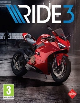 Ride 3 Jogos Torrent Download capa