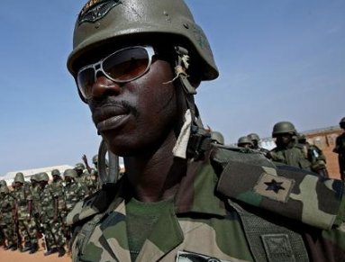 soldier jailed 3 years maiduguri